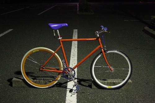 tokyobike fixie custom