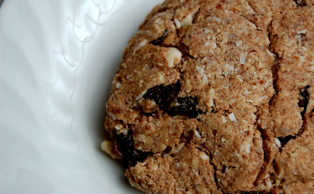 The Ultimate Breakfast Cookie :: Dairy, Egg, Gluten & Refined Sugar Free :: Nut & Grain Free Options