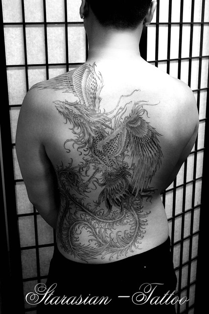 Starasian Tattoo Art Phoenix
