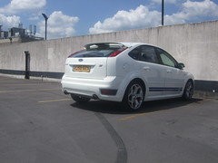 automobile, automotive exterior, wheel, vehicle, ford motor company, compact car, bumper, ford, land vehicle, hatchback,