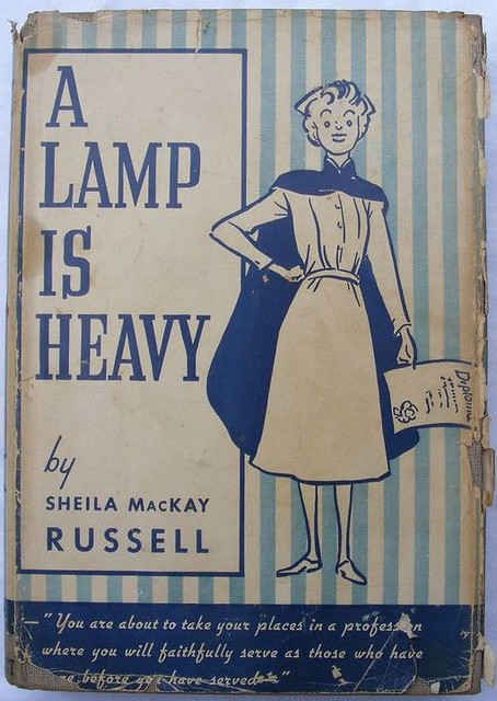 A Lamp is Heavy - by Sheila MacKay Russell 1950