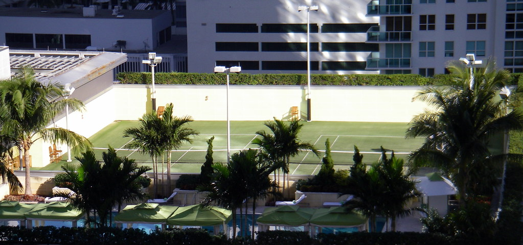 Conrad Hotel Miami fl Conrad Hotel Miami Pool And