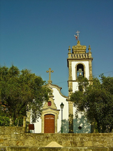 Igreja de Souto de Lafões - Portugal
