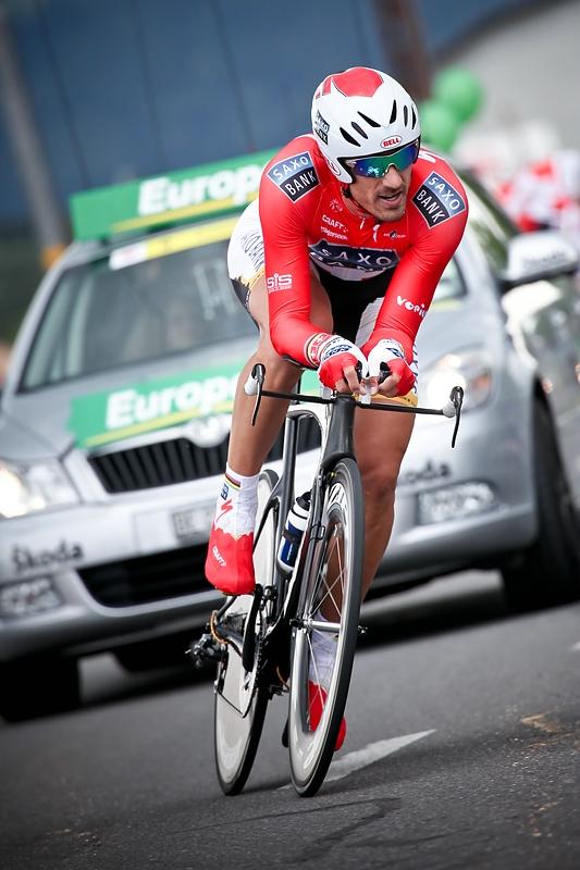 Tour de Suisse: Fabian Cancellara