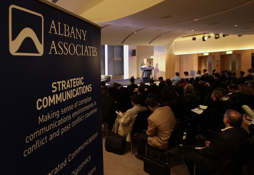 Conference Delegates | by Albany Associates
