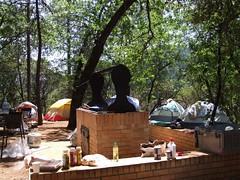 camping @ shasta lake