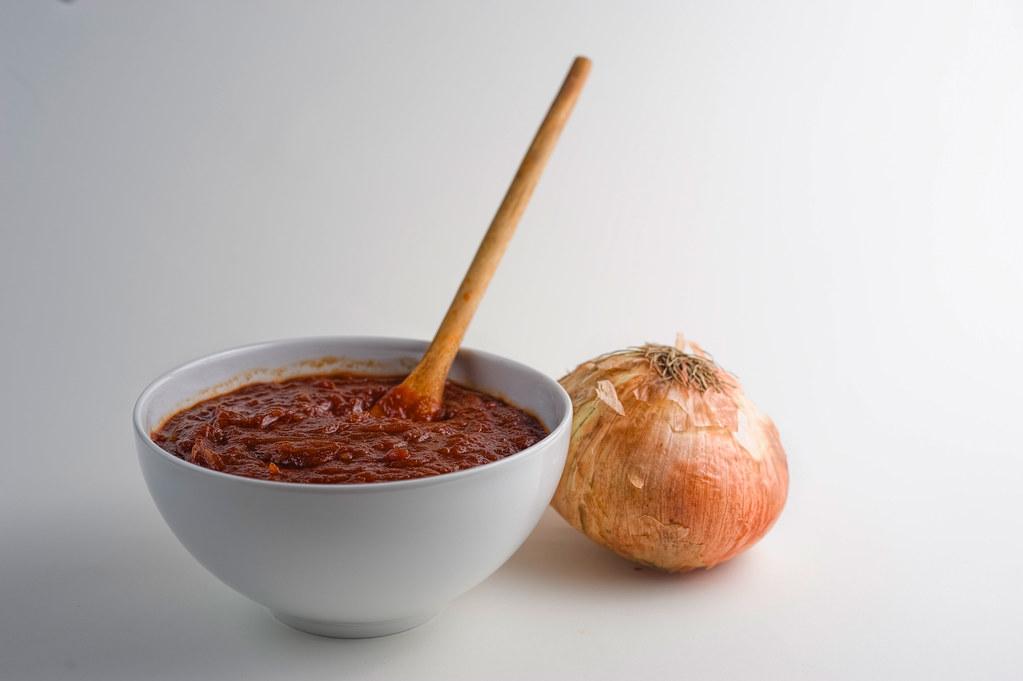 Vidalia Onion Barbeque Sauce