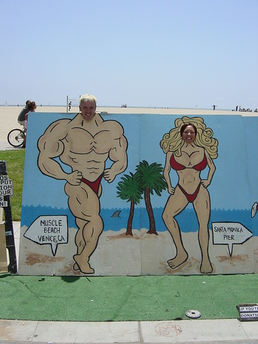 2002 Muscle beach