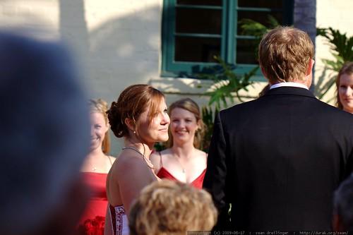 wedding ceremony begins    MG 2401