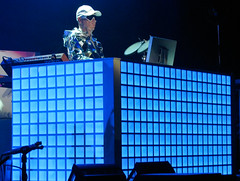 Pet Shop Boys Concert - Chris Lowe