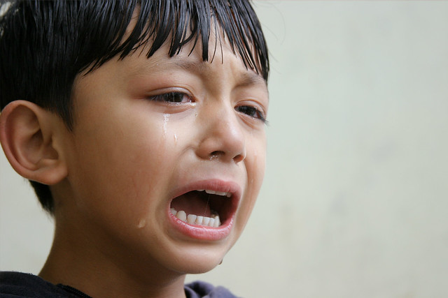Crying child | Flickr - Photo Sharing!