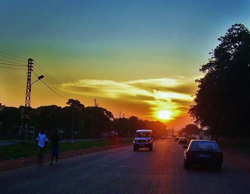 africa light sunset pordosol luz artofimages