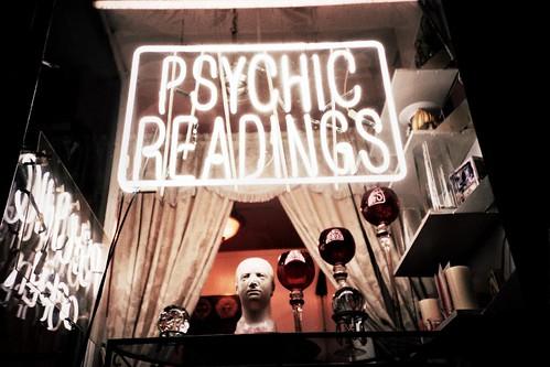 psychic readings