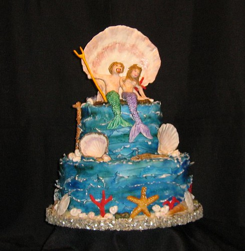 Competition cake for Oklahoma Sugar Art Show Flickr ...