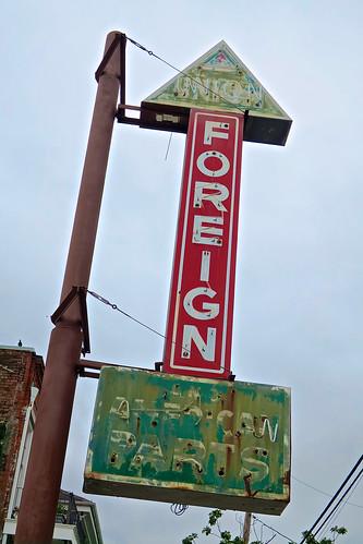 Auto Parts, New Orleans, LA