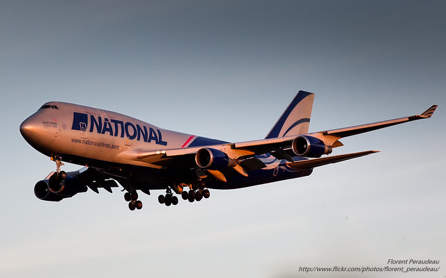 N952CA National Airlines Boeing 747-428(BCF) - cn 25238 / 872,