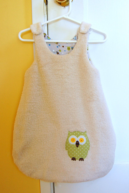 Infant Sleep Sack Free Sewing Pattern, Infant Sleep Sack Sewing