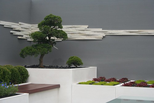 Contemporary Chinese Garden