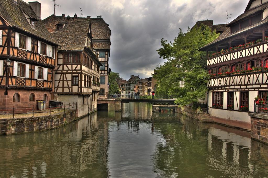 Strassburg. / Strasbourg.