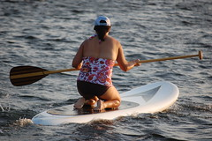 wakesurfing(0.0), sailing(0.0), wakeboarding(0.0), surfing(0.0), boating(0.0), surface water sports(1.0), boardsport(1.0), sports(1.0), watercraft rowing(1.0), extreme sport(1.0), water sport(1.0), stand up paddle surfing(1.0), surfboard(1.0), paddle(1.0),