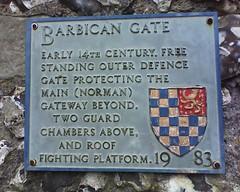 Photo of Grey plaque number 1493