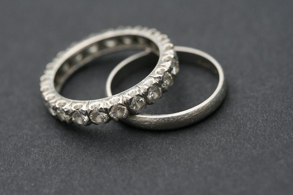 Blue Topaz Wedding Band 63 Superb wedding and eternity rings