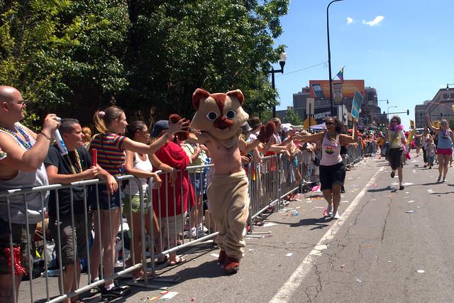 2009 Gay Pride Paraden