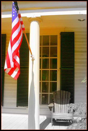 Fourth of July on the Front Porch