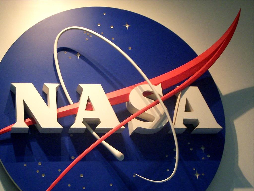 3D NASA Logo
