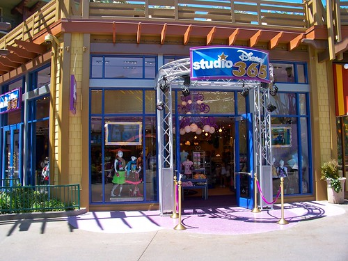 Disney's Studio 365 in Downtown Disney