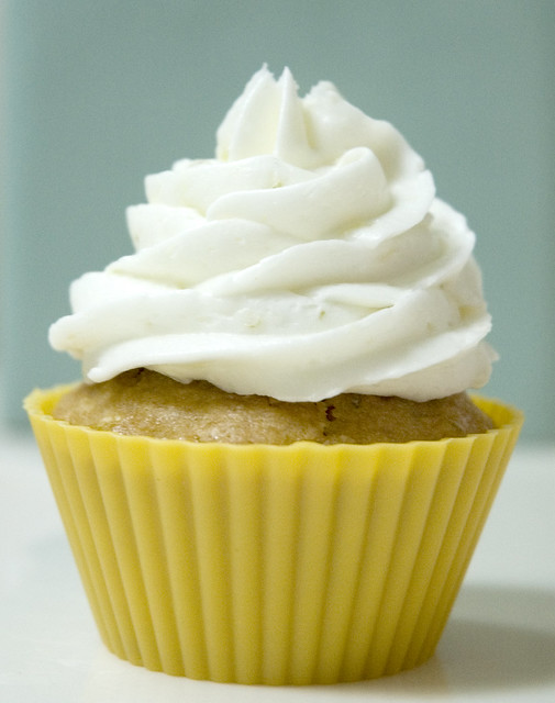 Vegan Coconut Lime Cupcakes | Flickr - Photo Sharing!