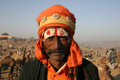 Saddhu, Pushkar Camel Fair