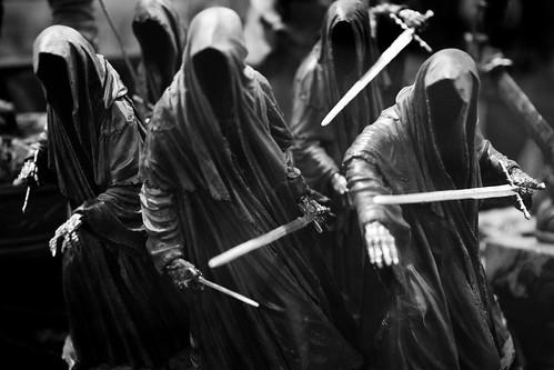 Ring-Wraiths