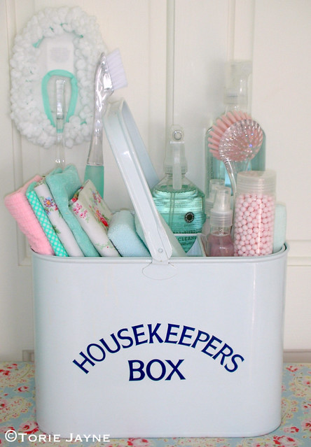 Housekeepers box