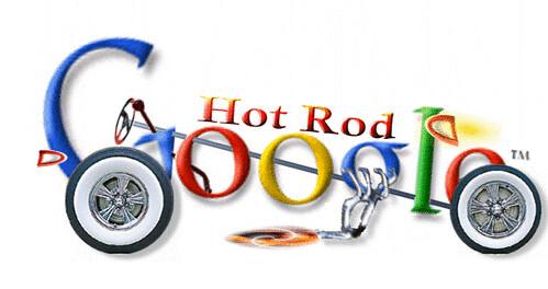 hot rod google logo