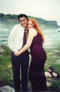 Bob And Kate In Niagara