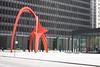 Escultura callejera en Chicago