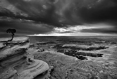 Sunrise over Canyonlands National Park, Utah