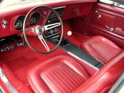 1967 Chevrolet Camaro Interior Flickr Photo Sharing