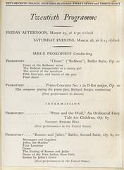 Twentieth Programme