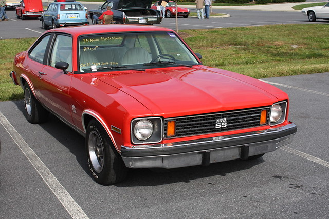 1975 Nova SS http://www.flickr.com/photos/carphotosbyrichard/4052849080/
