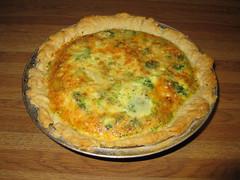 pastry(0.0), zwiebelkuchen(0.0), produce(0.0), dessert(0.0), tortilla de patatas(0.0), frittata(1.0), pot pie(1.0), baked goods(1.0), food(1.0), dish(1.0), cuisine(1.0), quiche(1.0),