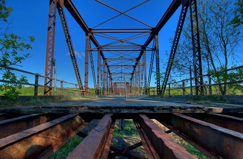 Old Cedar Avenue Bridge Deck