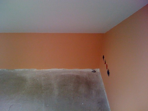 peinture du bureau suite faiencerie wc la chambres des parents florange moselle. Black Bedroom Furniture Sets. Home Design Ideas