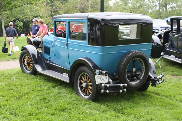 1928 Willys-Knight 70A 2 door | Flickr - Photo Sharing!