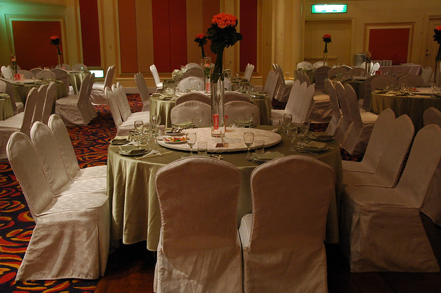 Wedding Party Hall