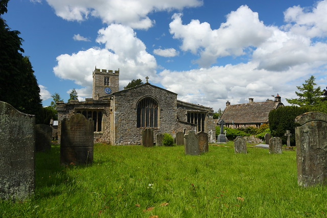 St Andrew's Church, Grinton, Swaledale