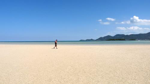 koh Samui Chaweng Beach north コサムイ チャウエンビーチ北1
