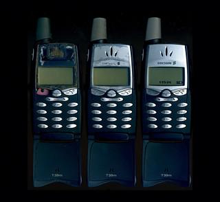 Telèfons antics