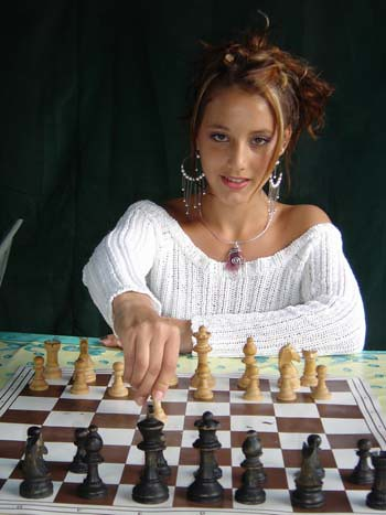 Chess Hottie